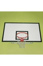 Баскетбольный щит металлический(тренировочный) размером 1200х900мм - Купить в интернет магазине СПОРТ СВIТ