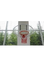 Щит стритбольный размером 1200х950мм, изготовлен из оргстекла толщиной 10 мм - Купить в интернет магазине СПОРТ СВIТ