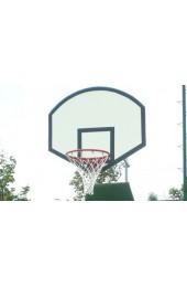 Щит стритбольный размером 1200х950мм, изготовлен из ламинированной водостойкой фанеры толщиной 10мм - Купить в интернет магазине СПОРТ СВIТ