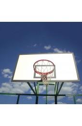 Щит баскетбольный 1800Х1050мм из ламинированной водостойкой фанеры,с антивибрационной металлической рамой - Купить в интернет магазине СПОРТ СВIТ