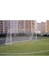 Сетка футбольная простая игровая, диаметр шнура 3.5мм