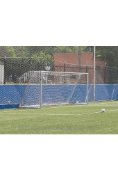 Сетка футбольная юниорская профессиональная, диаметр шнура 4,5мм