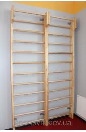 Шведская стенка деревянная 2600