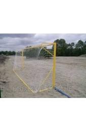 Ворота для пляжного футбола 5500х2200 (разборные), с дугами - Купить в интернет магазине СПОРТ СВIТ