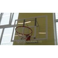Баскетбольный щит 900*680 из оргстекла