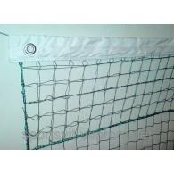 Cетка для большого тенниса простая д-р шнура 1,8 мм