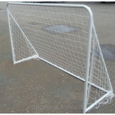 Ворота футбольные детские стальные 1.8*1.2*07 - Купить в интернет магазине СПОРТ СВIТ