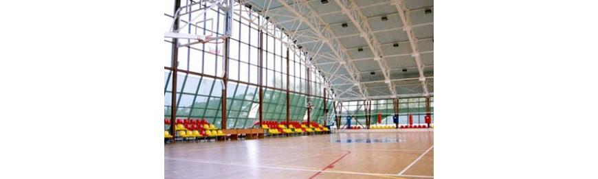 Строительство спорт сооружений